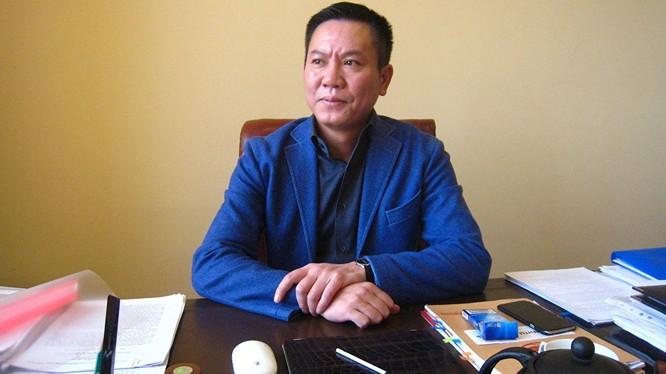 Ông Lê Trường Sơn