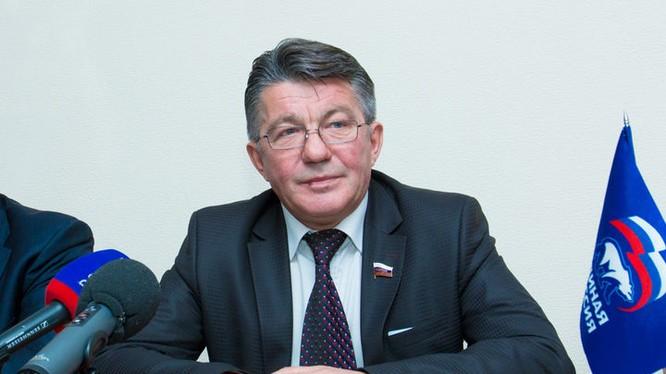 Ông Victor Ozerov- Chủ nhiệm Ủy ban Quốc phòng Hội đồng Liên bang Nga