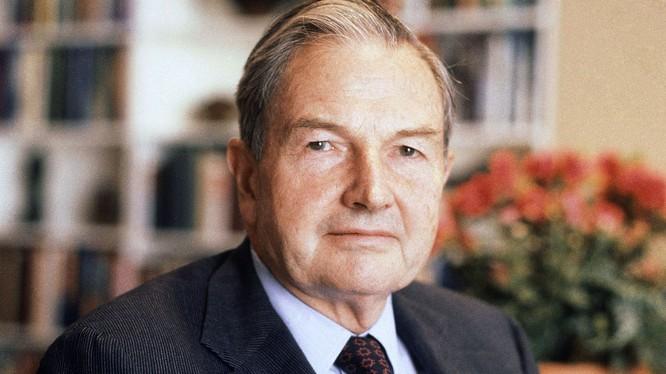 Tỷ phú David Rockefeller