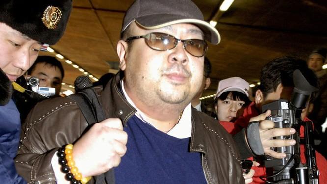 Ông Kim Jong nam khi còn sống