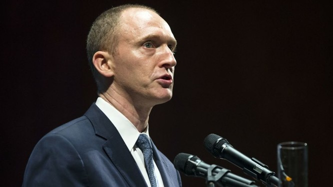 Ông Carter Page