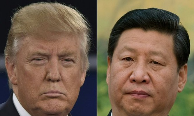 """Tổng thống Trump cảm thấy """"khó"""" trước cuộc gặp gỡ Chủ tịch Tập Cận Bình"""