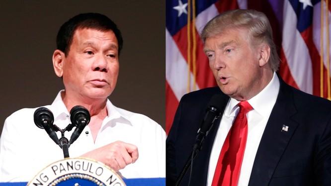 Ông Duterte so sánh mình có nhiều điểm tương đồng với Tổng thống Donald Trump