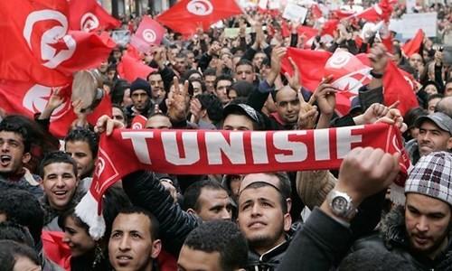 Mùa xuân Ả rập bắt đầu từ ngày 18/12/2010 tại Tunisia