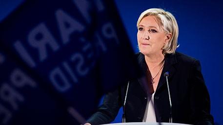 Bà Marine Le Pen
