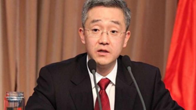 Ông Hu Haifeng