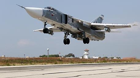 Máy bay Không quân Nga tại Syria