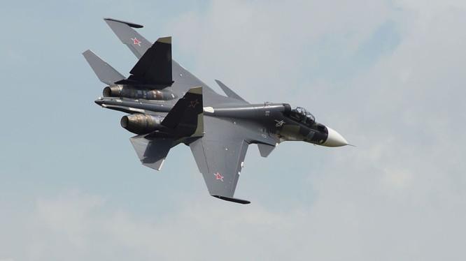 Máy bay tiêm kích Nga Su 30 - M