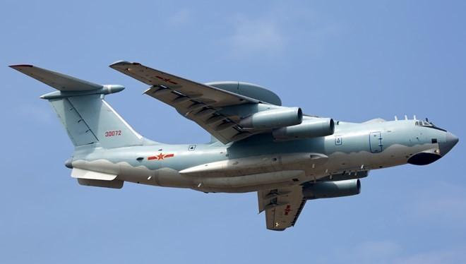 Máy bay AEW&C loại Shaanxi KJ-500