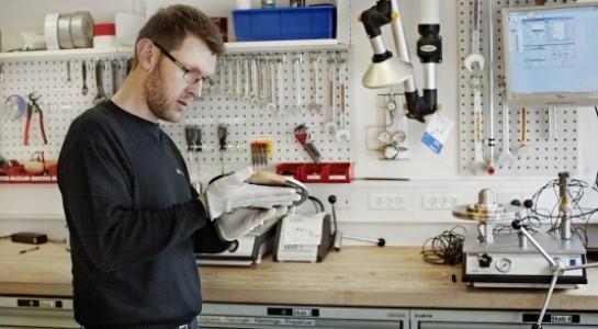 Đan Mạch quan tâm đến việc sử dụng trí thông minh nhân tạo để cung cấp dịch vụ công. Ảnh minh họa