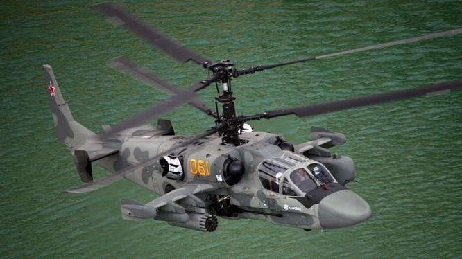 Máy bay lên thẳng Ka - 52K