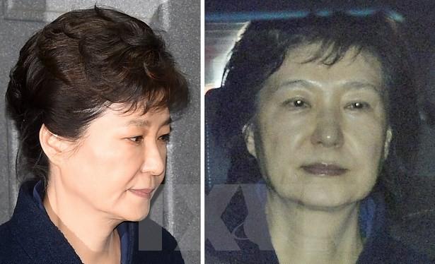 Cựu Tổng thống bị phế truất Park Geun-hye