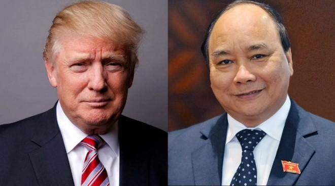 Tổng thống Trump sẽ gặp Thủ tướng Nguyễn Xuân Phúc vào ngày 31/5