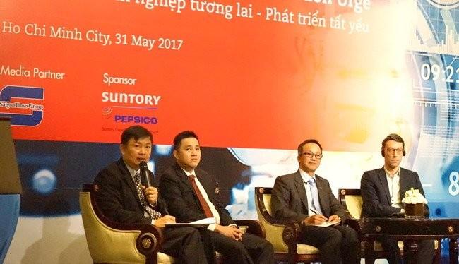 Các chuyên gia trong ngành nhận định, cách mạng công nghiệp 4.0 đã bắt đầu nhưng nhiều doanh nghiệp Việt Nam chỉ mới bắt đầu vào 3.0. Ảnh: MT