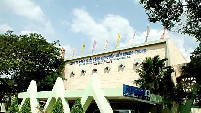 Công viên phần mềm Quang Trung (TP Hồ Chí Minh)