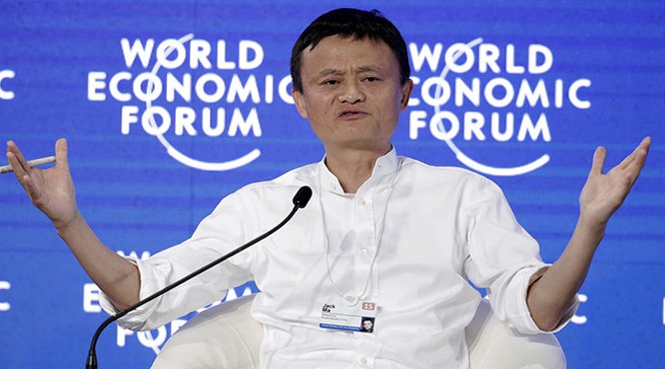Ông Jack Ma