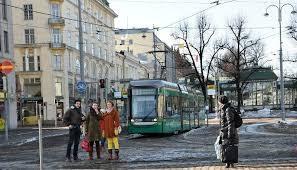 Đường phố Helsinki - thủ đô Phần Lan