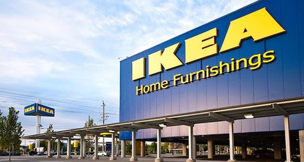 Các cửa hàng của IKEA thường rất lớn vì thế luôn tọa lạc tại các vùng ngoại ô.
