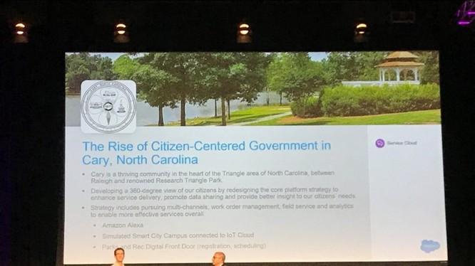 Các đại biểu dự sự kiện Smart Cities Connect