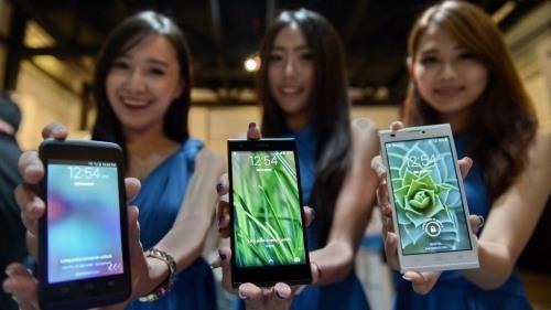 Trung Quốc thử nghiệm công nghệ 5G tại các thành phố lớn. Ảnh minh họa: South China Morning Post