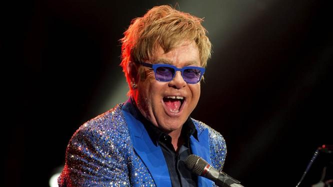 Ca sĩ người Anh Elton John