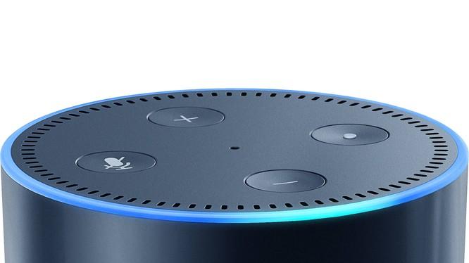 Loa thông minh mini Echo Dot của Amazon