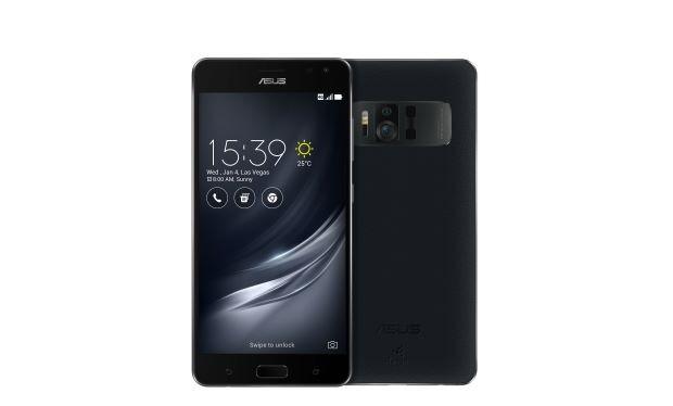 Asus ZenFone AR là loại điện thoại thông minh đầu tiên trên thế giới sử dụng nền tảng VR của Google Daydream và AR Tango.