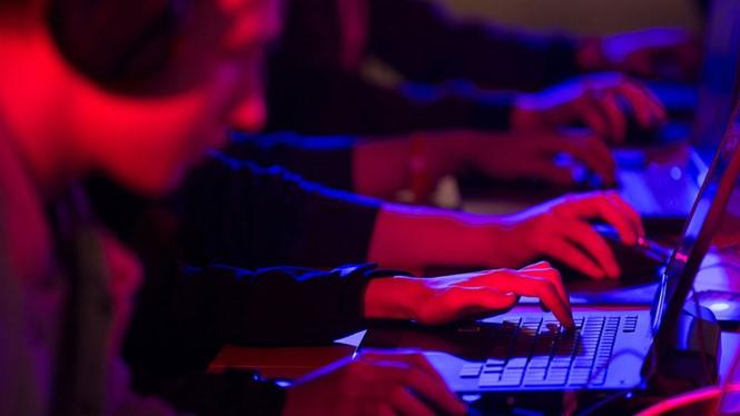 Singapore và New Zealand đang là những ngôi sao nổi lên trong cuộc đua kỹ thuật số ẢNH: BLOOMBERG