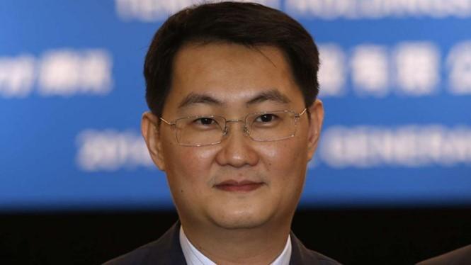Ông Ma Huateng ẢNH: REUTERS