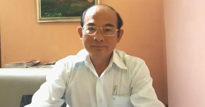GS.Từ Trung Chấn
