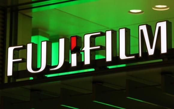 Logo của Fujifilm
