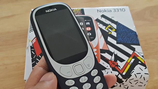 Sản phẩm điện thoại Nokia 3310 được sản xuất tại Fushan Technology Việt Nam.