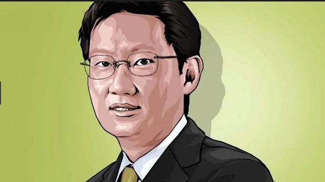 Ma Huateng - ông chủ của Tencent Holdings Limited