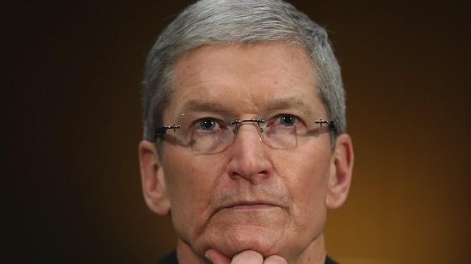 CEO Apple Tim Cook