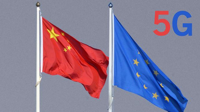 Trung Quốc và EU hợp tác tổ chức Hội thảo về phát triển 5G vào giữa tháng 7 vừa qua.