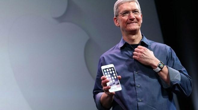 Giám đốc điều hành của Apple Tim Cook. (Nguồn: smh.com.au)
