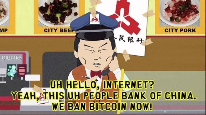Trung Quốc sẽ sớm ban hành lệnh ngừng mọi hoạt động giao dịch bitcoin trong nước