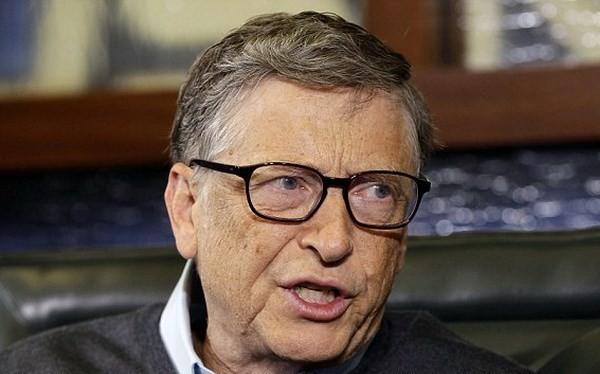 Tỷ phú Mỹ Bill Gates. (Nguồn: AP)