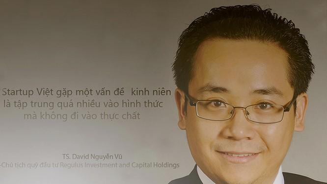 TS David Nguyễn Vũ