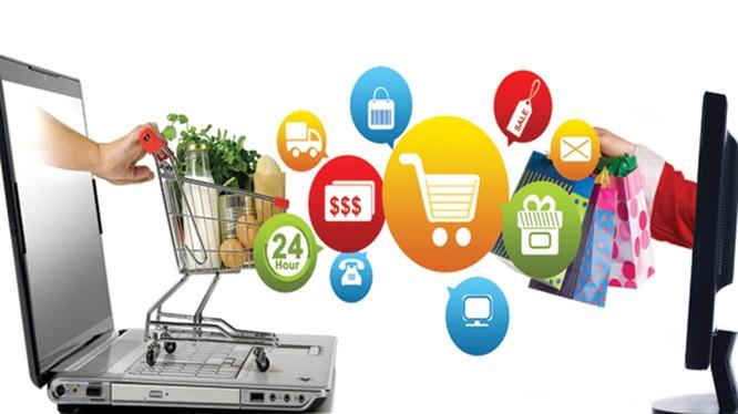 Thương mại điện tử đang phát triển tại Việt Nam
