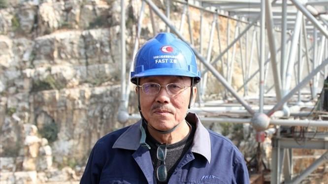 Cha đẻ của Kính viễn vọng Mặt cầu Năm trăm mét (FAST) Nam Rendong