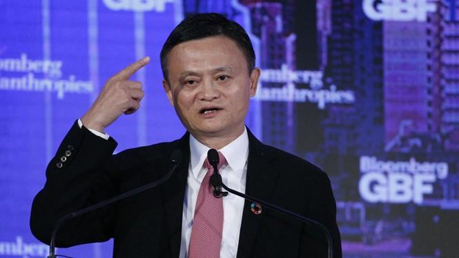 Tỉ phú Jack Ma. ẢNH: REUTERS