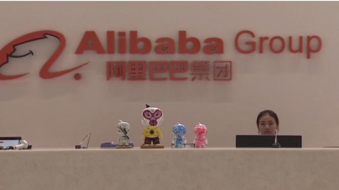 Một văn phòng của Alibaba. Ảnh: Theo Fortune