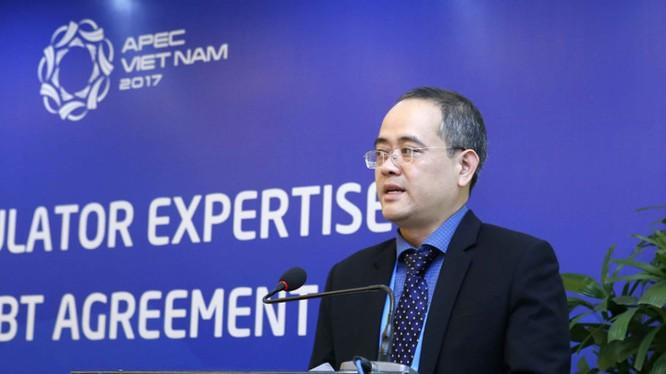 Ông Nguyễn Văn Khôi - Phó Vụ trưởng phụ trách Vụ Tiêu chuẩn, Tổng cục Tiêu chuẩn - Đo lường - Chất lượng.