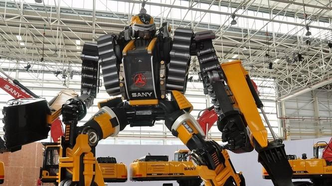 Dự báo, năm 2035, số lượng robot sẽ nhiều hơn loài người trên Trái Đất. Ảnh pxhere.com