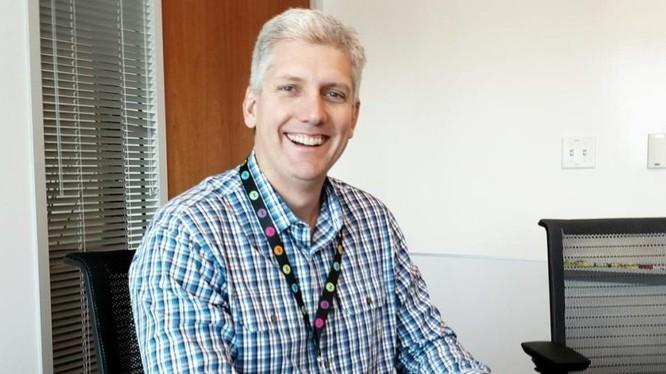 Rick Osterloh - Phó chủ tịch phụ trách phần cứng cao cấp của Google