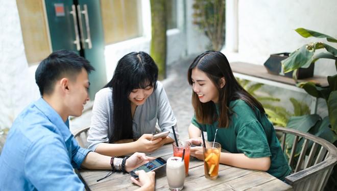 Thế hệ Millennials có thể học tập, làm việc mọi lúc mọi nơi.