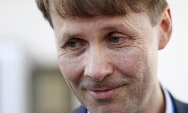 Ông Risto Siilasmaa -- Chủ tịch hãng Nokia. Ảnh: Reuters