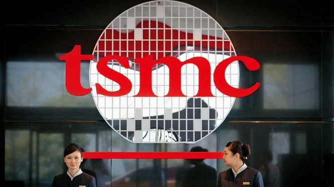 Logo của TSMC