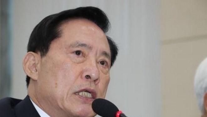 Bộ trưởng Quốc phòng Hàn Quốc Song Young-moo. (Nguồn: Yonhap)
